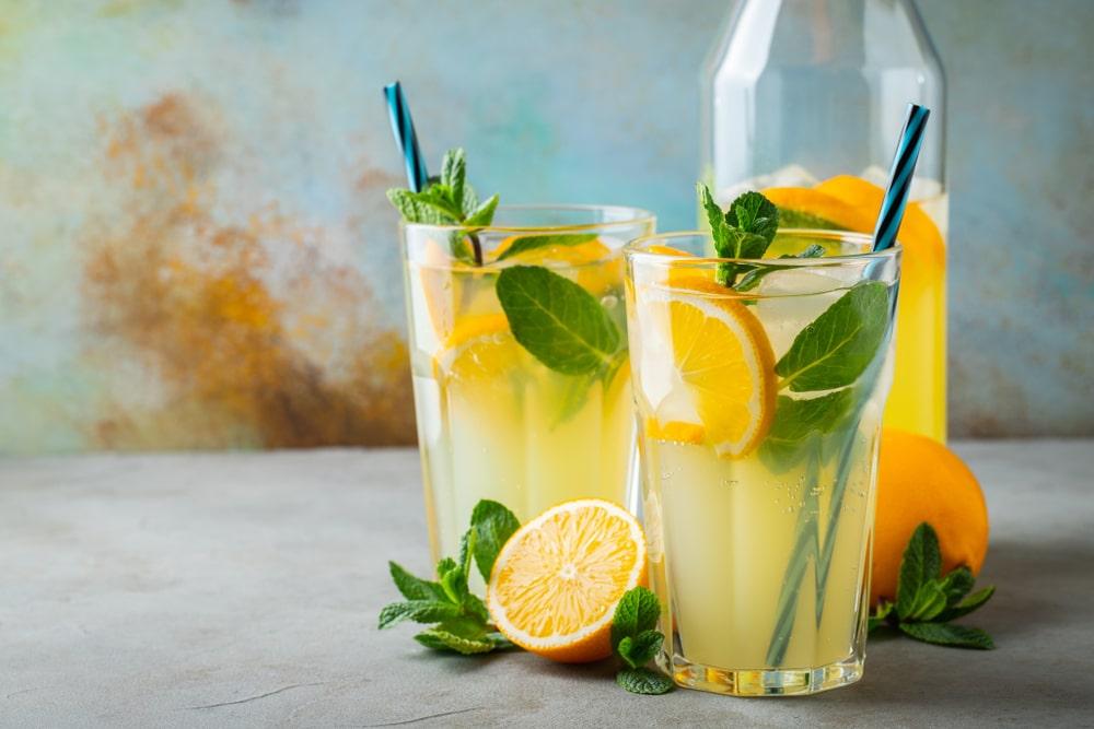 lemonade fasting diet recipe