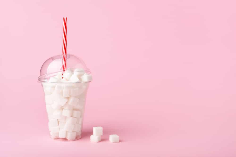 40-day sugar fast rules