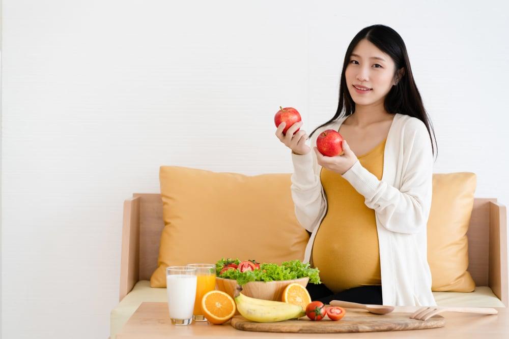 list of high fiber foods for pregnancy