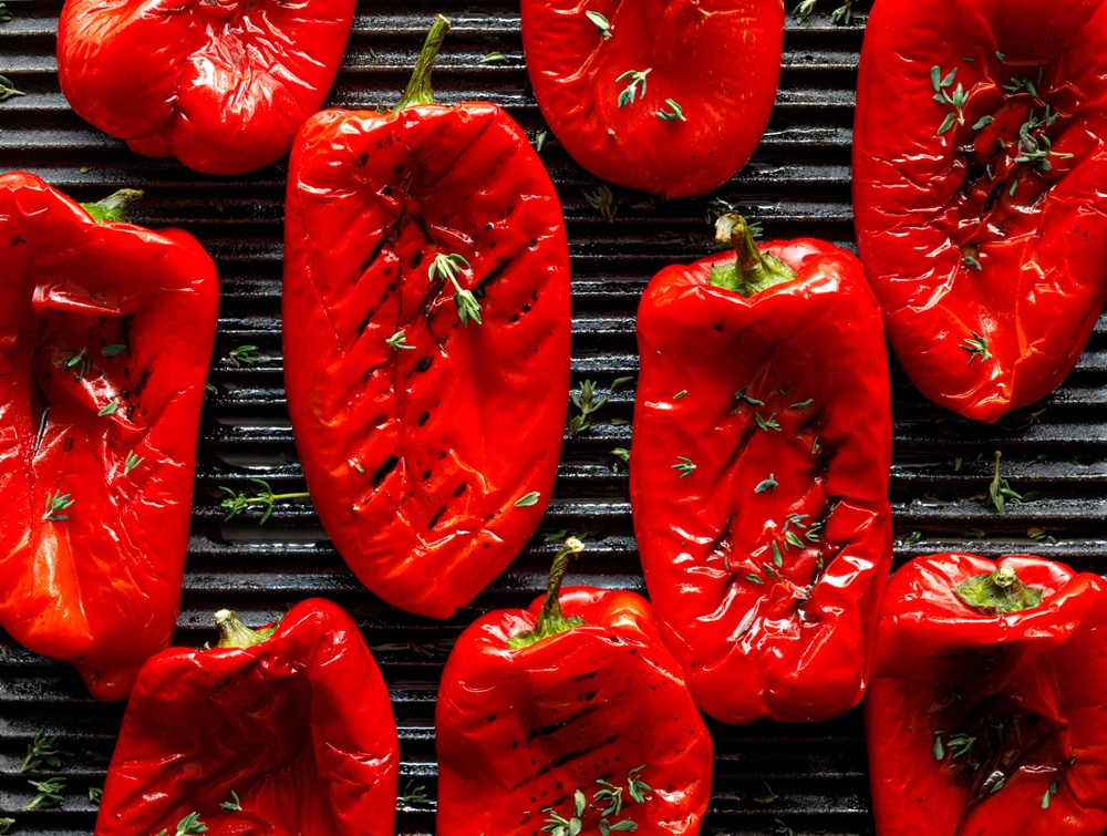 sweet bell peppers