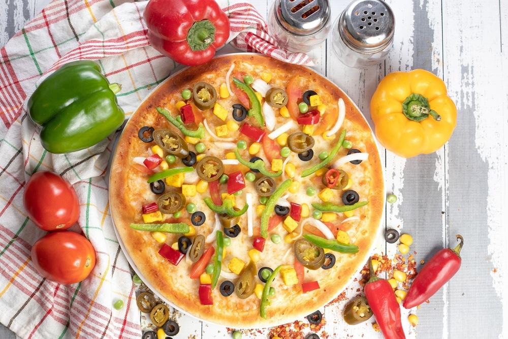 green pepper calories
