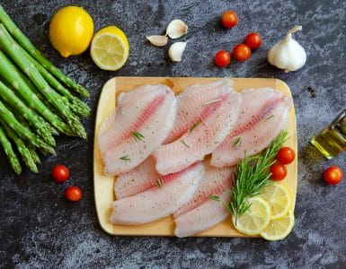 tilapia fish and asparagus diet to lose weight