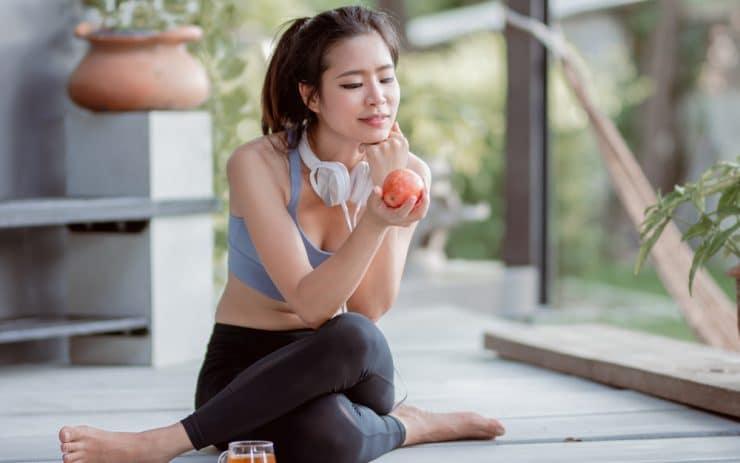period cramp exercises