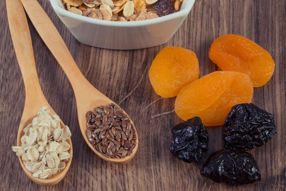 high fiber diet side effects