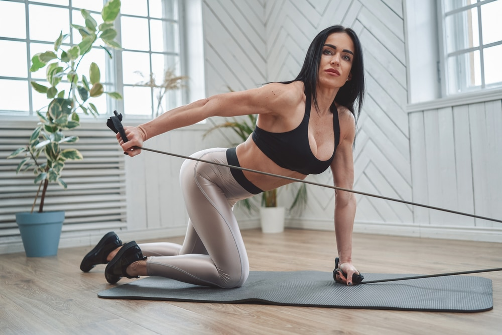 2 week home workout challenge