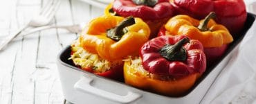 are stuffed peppers healthy