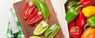 are sweet peppers good for you