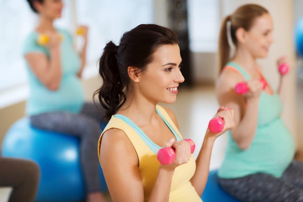 pregnancy ab workout second trimester