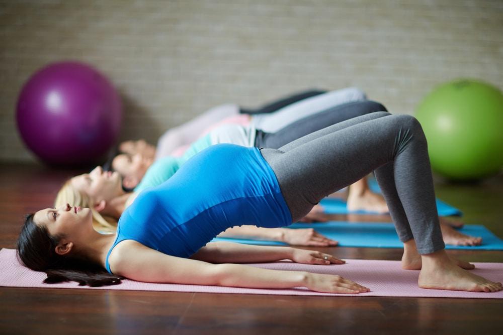 pregnancy workout second trimester