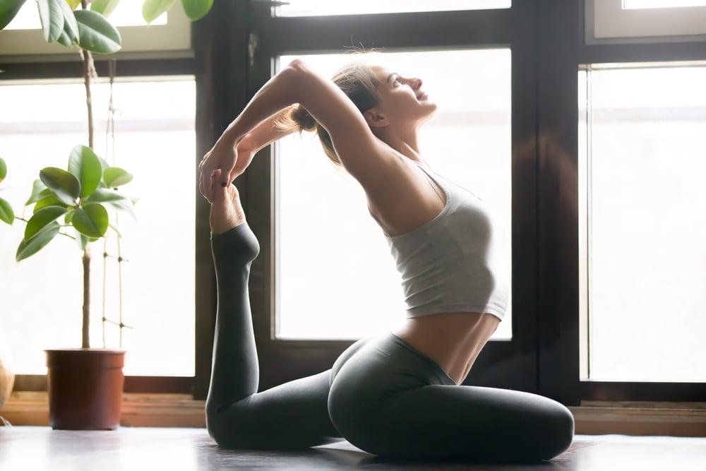 static flexibility training